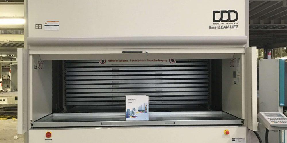 Demo Hänel Lean-Lift 2060-825/281/240/75/250/20