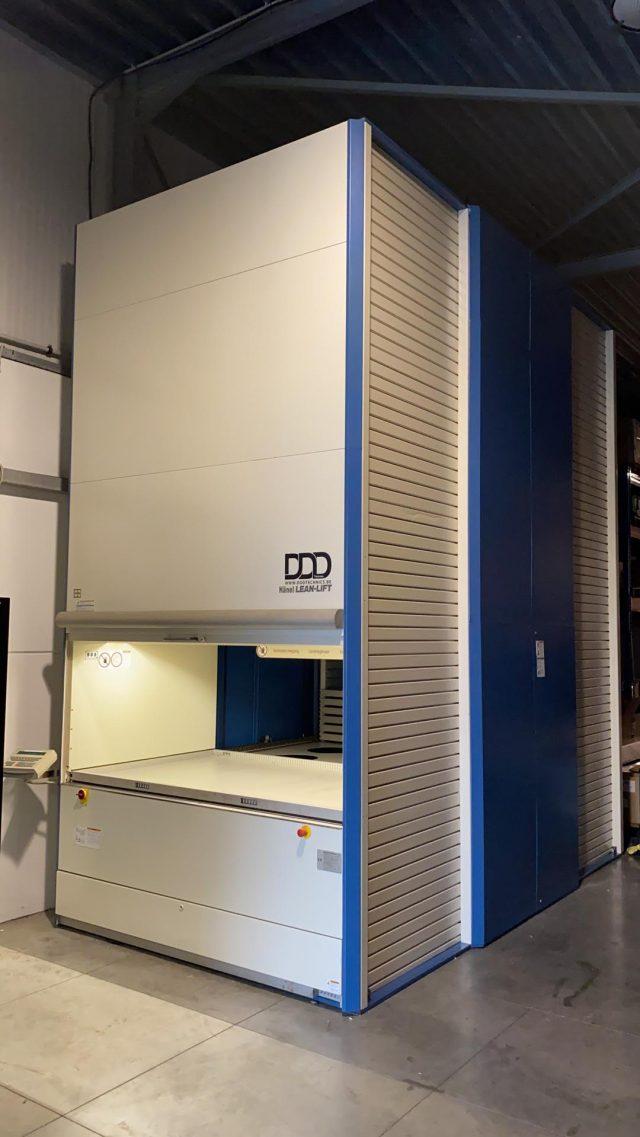 Occasie Hänel Lean-lift 2060-1270/415/238/75/100/20
