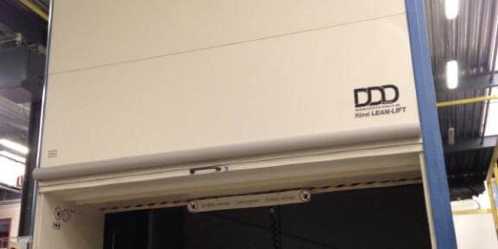 Demo Hänel Lean-Lift 2060-825/281/240/75/500/40HS
