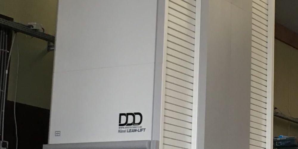 Demo Hänel Lean-Lift 1640-825/281/198/75/300/20