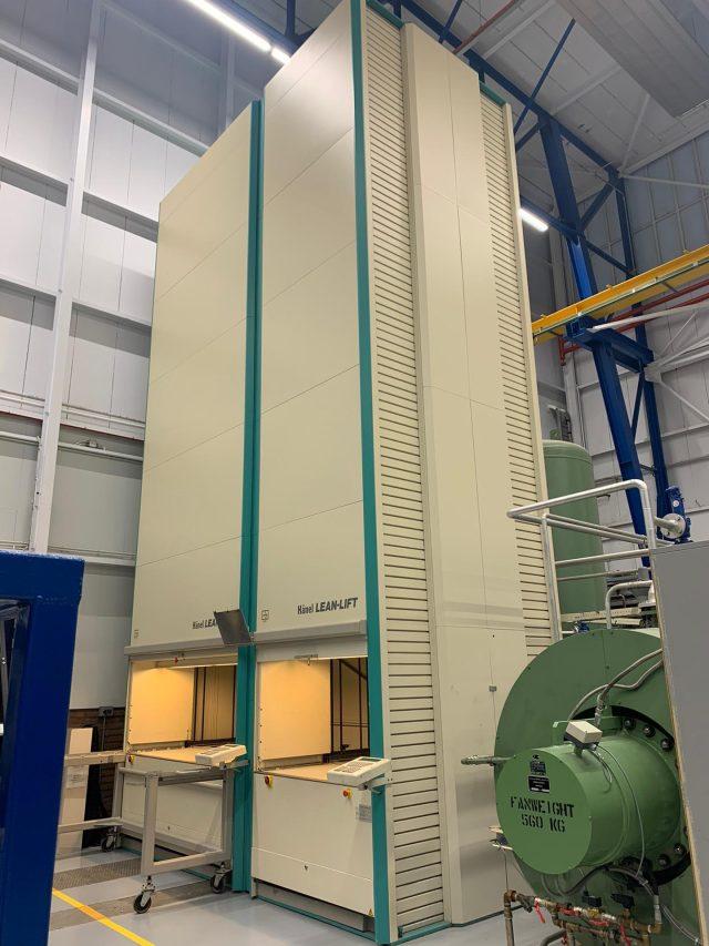Occasie Hänel Lean-lift 1300-635/224/162/75/250/20